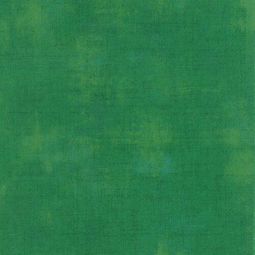 Pittige groene effen quiltstof, 100% katoen