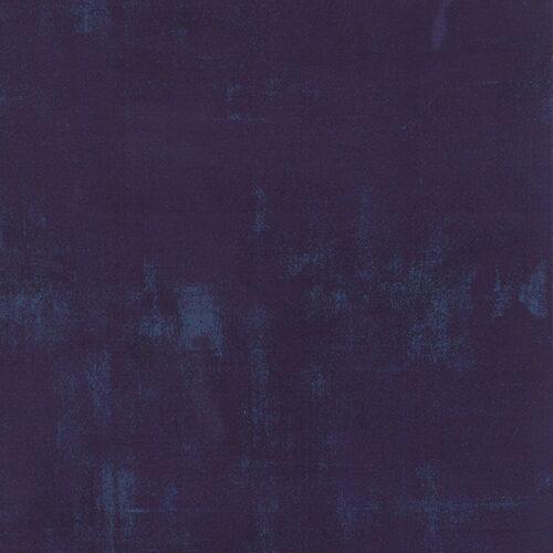 Effen blauw-paarse quiltstof bijna effen quiltstof.Quiltstof, 100% katoen