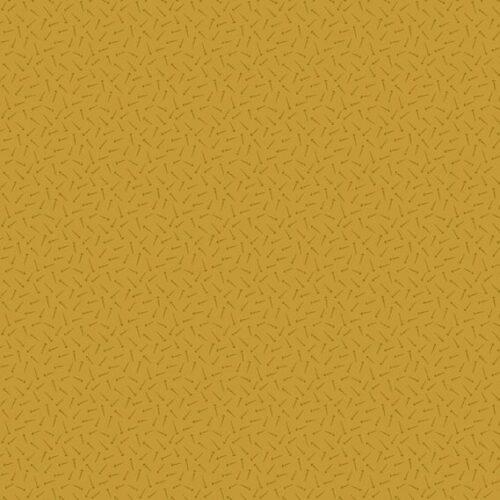 Bijna effen oranje quiltstof. Bijoux 8705y arrow carrot cake, van Makower, Quiltstof, 100% katoen