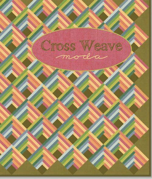 Gratis patroon ontworpen voor de collectie Weave.