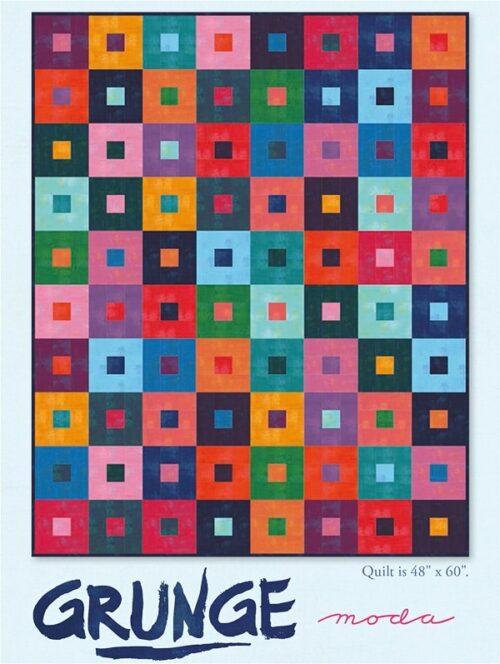 Ontworpen door Basic Grey voor de onovertroffen collectie quilt stof Grunge.