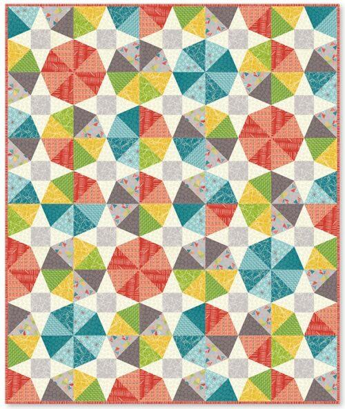 gratis patroon quilten. Een (gratis) ontwerp van Studio M