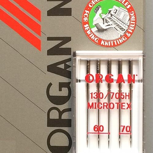 Organ Microtex naalden 130_750H 60_70