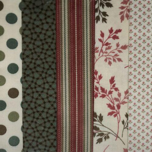 Pakket quilt stof uit de collectie Southern Exposure een collectie klassieke reproductie stoffen van Laundry Basket (Edita Sitar) voor Moda.