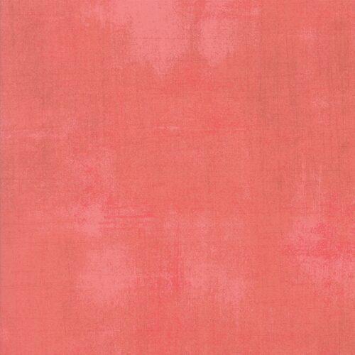 Effen rode quiltstof Grunge