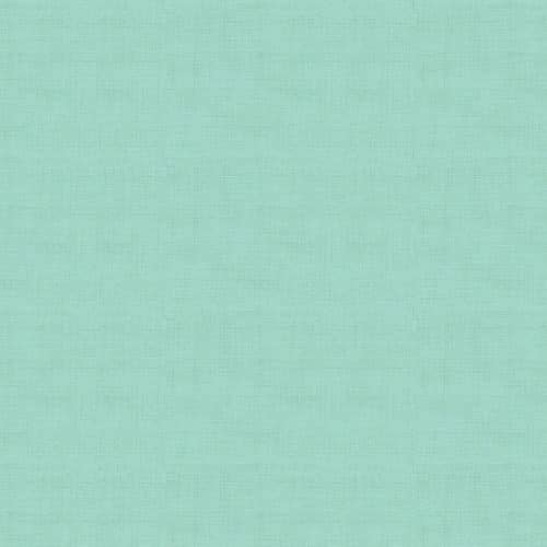 Groen blauw modern effen quiltstof linen texture